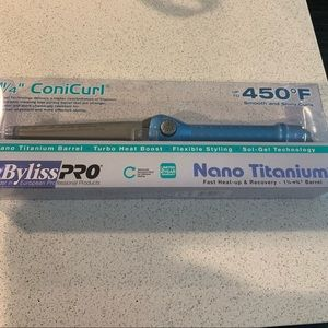 Babyliss pro conicurl wand